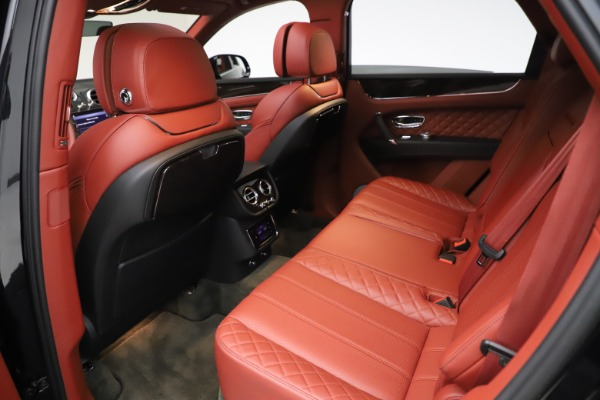 Used 2017 Bentley Bentayga W12 for sale $145,900 at Rolls-Royce Motor Cars Greenwich in Greenwich CT 06830 22