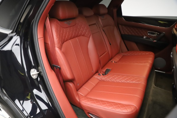 Used 2017 Bentley Bentayga W12 for sale $145,900 at Rolls-Royce Motor Cars Greenwich in Greenwich CT 06830 28