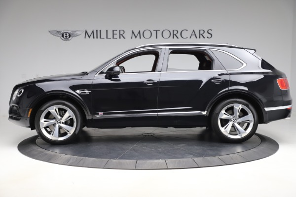 Used 2017 Bentley Bentayga W12 for sale $145,900 at Rolls-Royce Motor Cars Greenwich in Greenwich CT 06830 3
