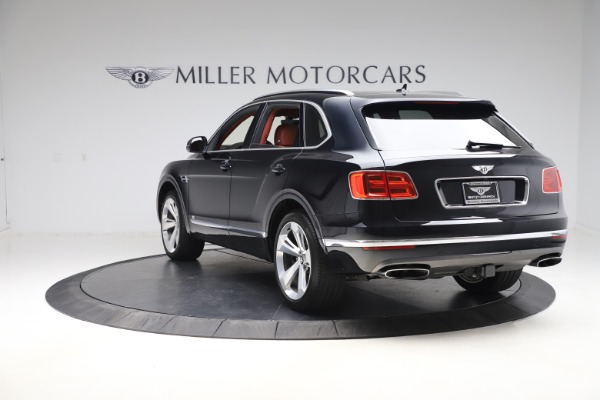 Used 2017 Bentley Bentayga W12 for sale $145,900 at Rolls-Royce Motor Cars Greenwich in Greenwich CT 06830 5