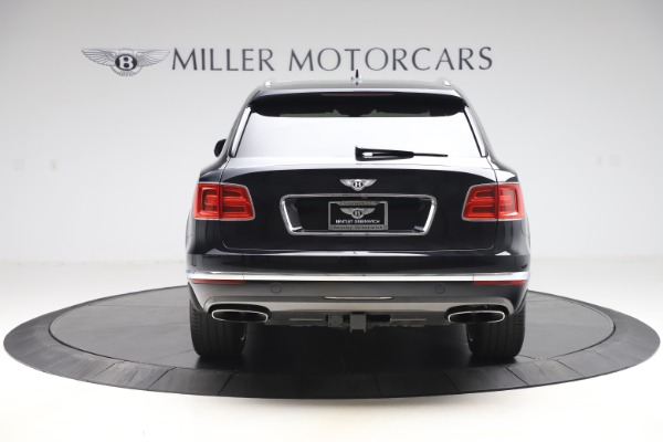 Used 2017 Bentley Bentayga W12 for sale $145,900 at Rolls-Royce Motor Cars Greenwich in Greenwich CT 06830 6