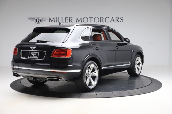 Used 2017 Bentley Bentayga W12 for sale $145,900 at Rolls-Royce Motor Cars Greenwich in Greenwich CT 06830 7
