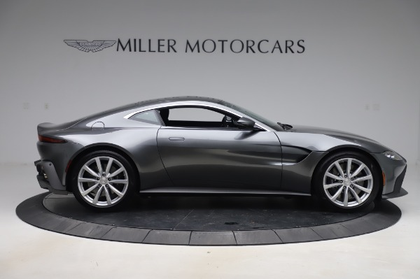 New 2020 Aston Martin Vantage Coupe for sale $168,431 at Rolls-Royce Motor Cars Greenwich in Greenwich CT 06830 10