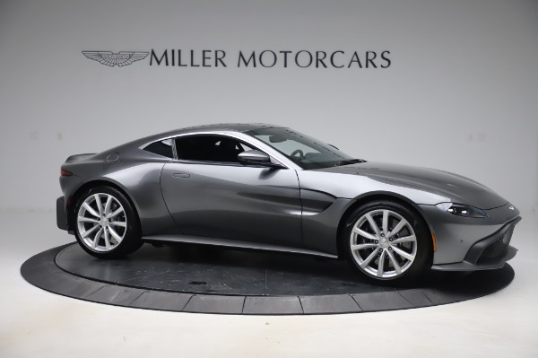 New 2020 Aston Martin Vantage Coupe for sale $168,431 at Rolls-Royce Motor Cars Greenwich in Greenwich CT 06830 11