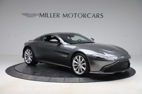 New 2020 Aston Martin Vantage Coupe for sale $168,431 at Rolls-Royce Motor Cars Greenwich in Greenwich CT 06830 12
