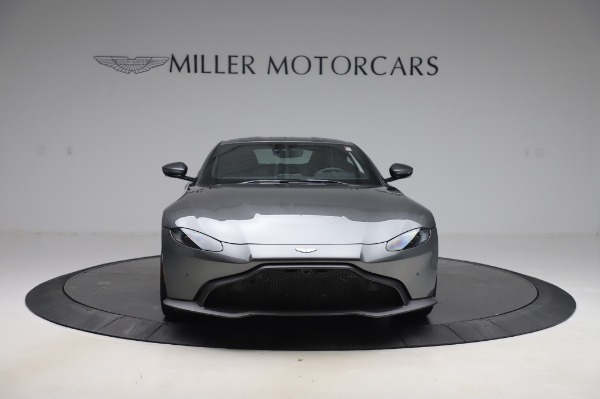 New 2020 Aston Martin Vantage Coupe for sale $168,431 at Rolls-Royce Motor Cars Greenwich in Greenwich CT 06830 2