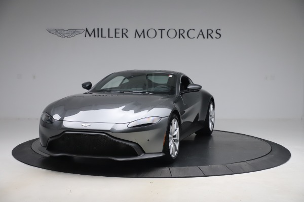 New 2020 Aston Martin Vantage Coupe for sale $168,431 at Rolls-Royce Motor Cars Greenwich in Greenwich CT 06830 3