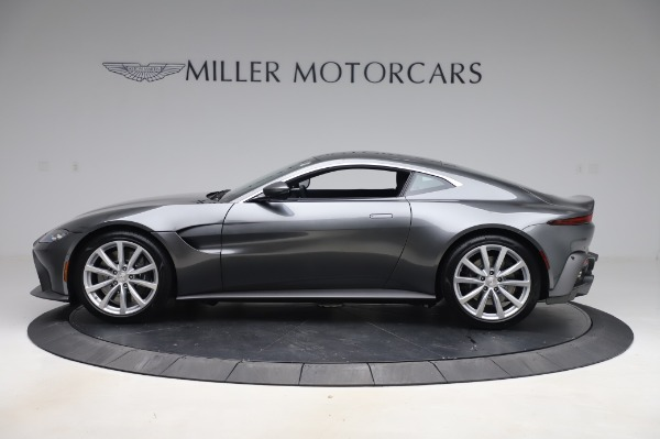 New 2020 Aston Martin Vantage Coupe for sale $168,431 at Rolls-Royce Motor Cars Greenwich in Greenwich CT 06830 4