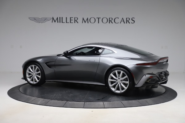 New 2020 Aston Martin Vantage Coupe for sale $168,431 at Rolls-Royce Motor Cars Greenwich in Greenwich CT 06830 5