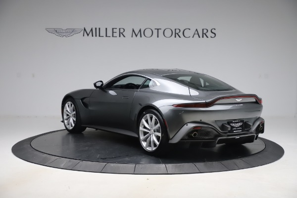 New 2020 Aston Martin Vantage Coupe for sale $168,431 at Rolls-Royce Motor Cars Greenwich in Greenwich CT 06830 6
