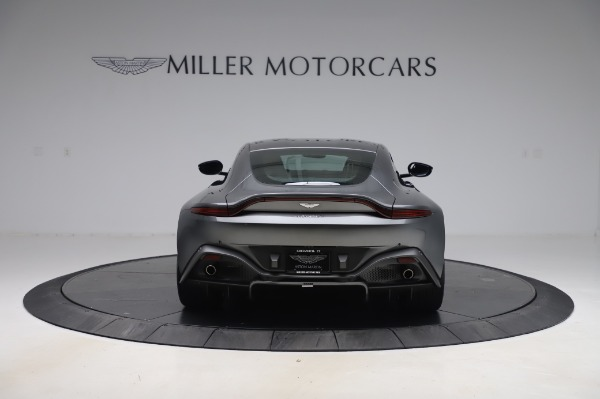 New 2020 Aston Martin Vantage Coupe for sale $168,431 at Rolls-Royce Motor Cars Greenwich in Greenwich CT 06830 7