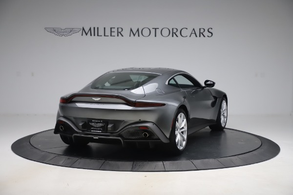 New 2020 Aston Martin Vantage Coupe for sale $168,431 at Rolls-Royce Motor Cars Greenwich in Greenwich CT 06830 8