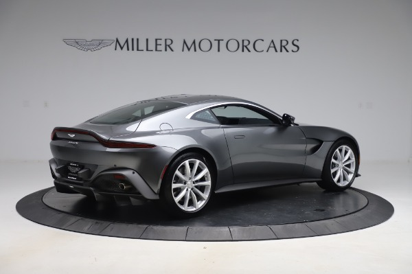 New 2020 Aston Martin Vantage Coupe for sale $168,431 at Rolls-Royce Motor Cars Greenwich in Greenwich CT 06830 9