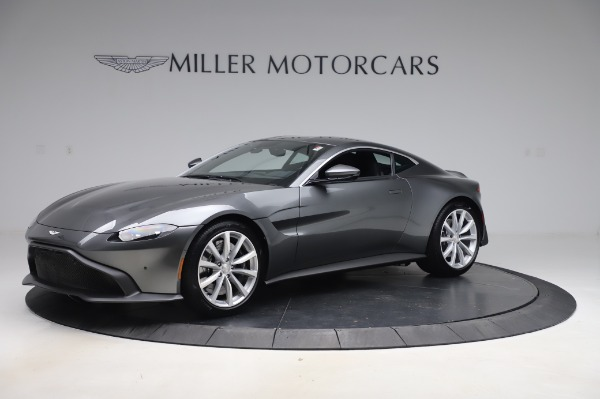 New 2020 Aston Martin Vantage Coupe for sale $168,431 at Rolls-Royce Motor Cars Greenwich in Greenwich CT 06830 1