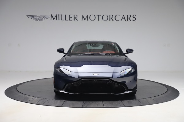 New 2020 Aston Martin Vantage Coupe for sale $177,481 at Rolls-Royce Motor Cars Greenwich in Greenwich CT 06830 11