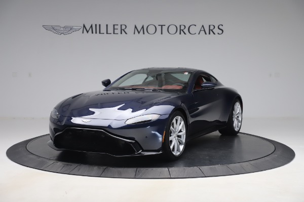 New 2020 Aston Martin Vantage Coupe for sale $177,481 at Rolls-Royce Motor Cars Greenwich in Greenwich CT 06830 12