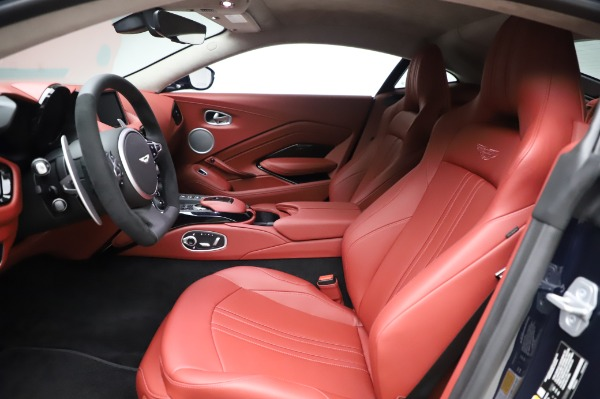 New 2020 Aston Martin Vantage Coupe for sale $177,481 at Rolls-Royce Motor Cars Greenwich in Greenwich CT 06830 13