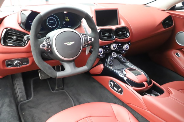 New 2020 Aston Martin Vantage Coupe for sale $177,481 at Rolls-Royce Motor Cars Greenwich in Greenwich CT 06830 14