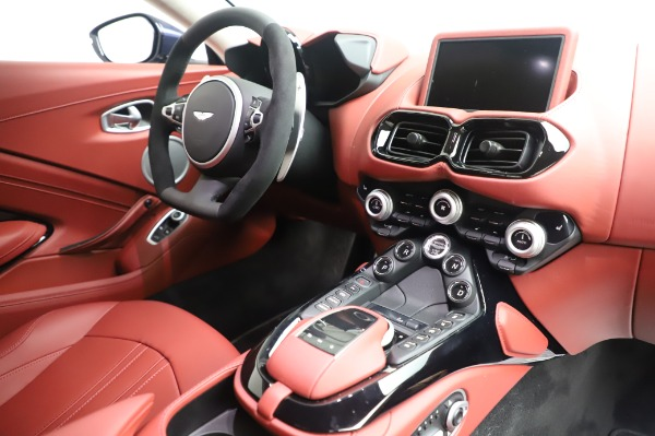 New 2020 Aston Martin Vantage for sale $177,481 at Rolls-Royce Motor Cars Greenwich in Greenwich CT 06830 16
