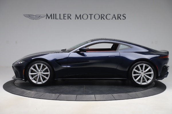 New 2020 Aston Martin Vantage Coupe for sale $177,481 at Rolls-Royce Motor Cars Greenwich in Greenwich CT 06830 2