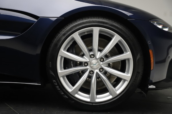New 2020 Aston Martin Vantage for sale $177,481 at Rolls-Royce Motor Cars Greenwich in Greenwich CT 06830 20