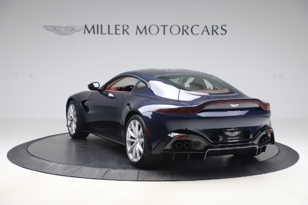 New 2020 Aston Martin Vantage for sale $177,481 at Rolls-Royce Motor Cars Greenwich in Greenwich CT 06830 4