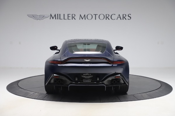 New 2020 Aston Martin Vantage for sale $177,481 at Rolls-Royce Motor Cars Greenwich in Greenwich CT 06830 5
