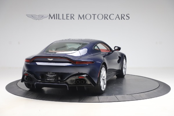 New 2020 Aston Martin Vantage Coupe for sale $177,481 at Rolls-Royce Motor Cars Greenwich in Greenwich CT 06830 6
