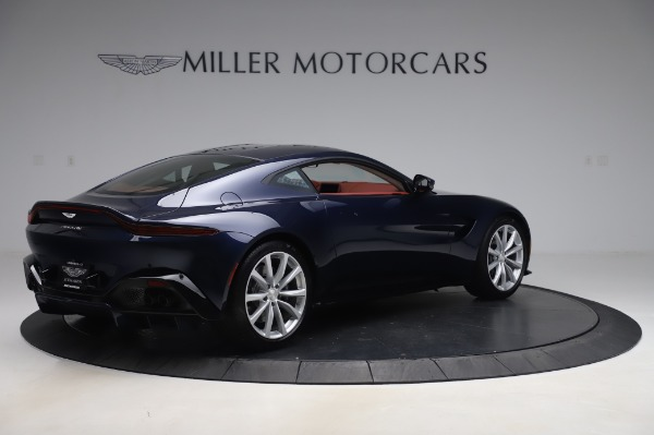 New 2020 Aston Martin Vantage Coupe for sale $177,481 at Rolls-Royce Motor Cars Greenwich in Greenwich CT 06830 7