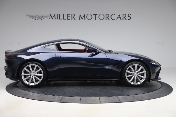 New 2020 Aston Martin Vantage Coupe for sale $177,481 at Rolls-Royce Motor Cars Greenwich in Greenwich CT 06830 8
