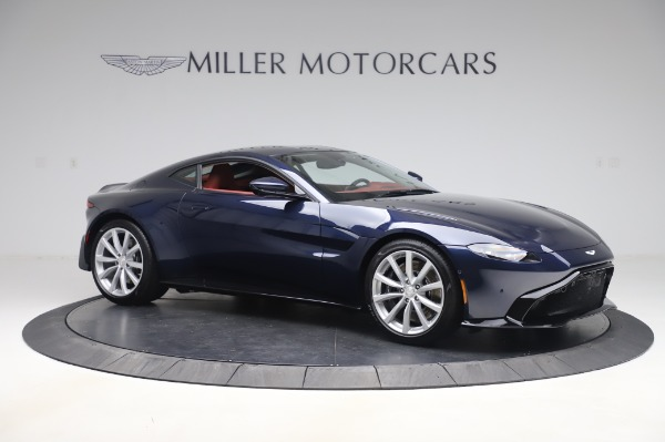 New 2020 Aston Martin Vantage Coupe for sale $177,481 at Rolls-Royce Motor Cars Greenwich in Greenwich CT 06830 9