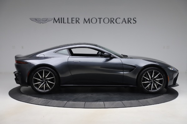 New 2020 Aston Martin Vantage Coupe for sale $182,781 at Rolls-Royce Motor Cars Greenwich in Greenwich CT 06830 10