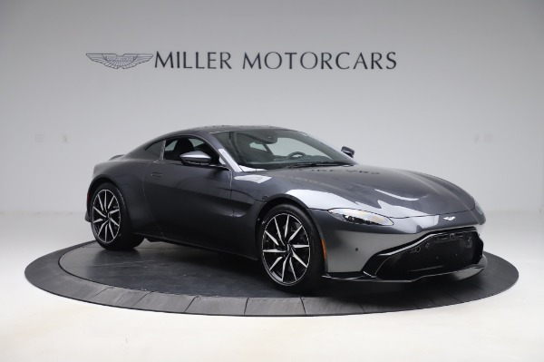 New 2020 Aston Martin Vantage Coupe for sale $182,781 at Rolls-Royce Motor Cars Greenwich in Greenwich CT 06830 12