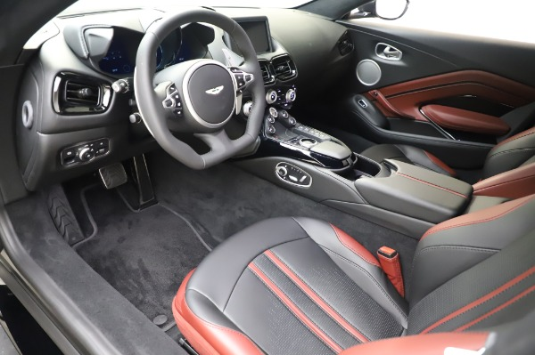 New 2020 Aston Martin Vantage Coupe for sale $182,781 at Rolls-Royce Motor Cars Greenwich in Greenwich CT 06830 13