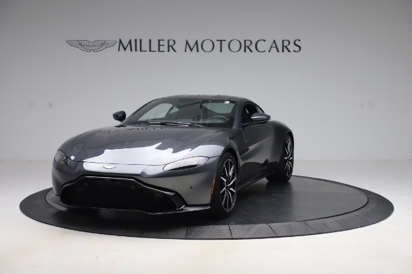 New 2020 Aston Martin Vantage Coupe for sale $182,781 at Rolls-Royce Motor Cars Greenwich in Greenwich CT 06830 3
