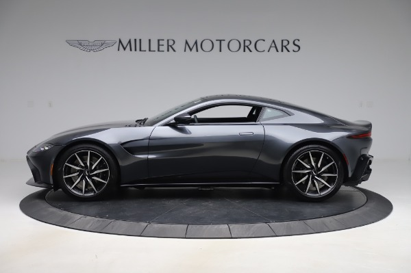 New 2020 Aston Martin Vantage Coupe for sale $182,781 at Rolls-Royce Motor Cars Greenwich in Greenwich CT 06830 4