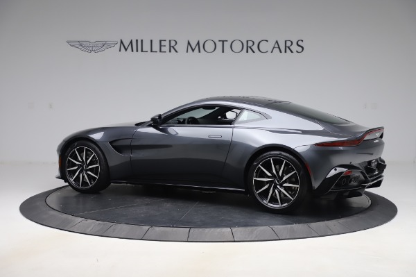 New 2020 Aston Martin Vantage Coupe for sale $182,781 at Rolls-Royce Motor Cars Greenwich in Greenwich CT 06830 5