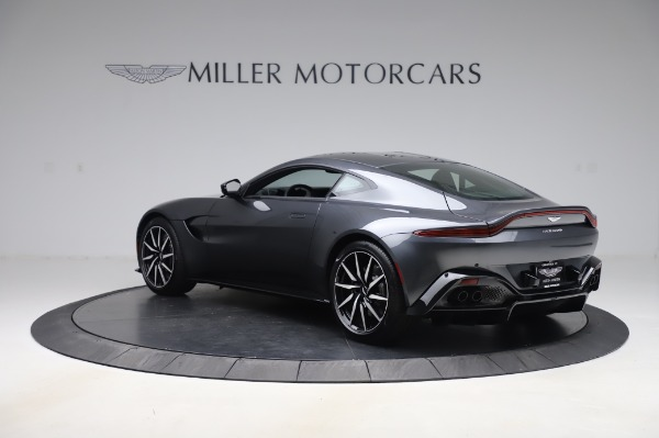 New 2020 Aston Martin Vantage Coupe for sale $182,781 at Rolls-Royce Motor Cars Greenwich in Greenwich CT 06830 6