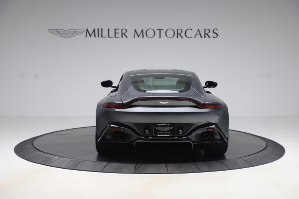 New 2020 Aston Martin Vantage Coupe for sale $182,781 at Rolls-Royce Motor Cars Greenwich in Greenwich CT 06830 7