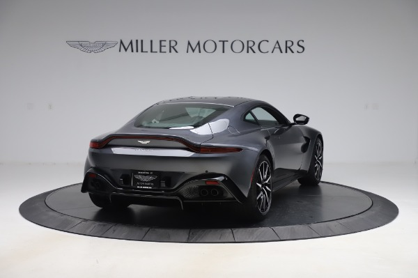 New 2020 Aston Martin Vantage Coupe for sale $182,781 at Rolls-Royce Motor Cars Greenwich in Greenwich CT 06830 8