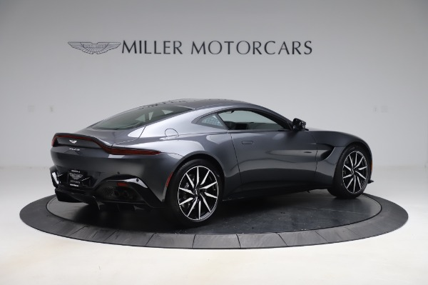 New 2020 Aston Martin Vantage Coupe for sale $182,781 at Rolls-Royce Motor Cars Greenwich in Greenwich CT 06830 9