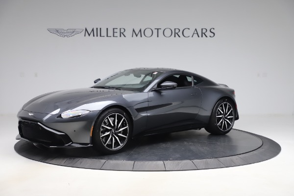 New 2020 Aston Martin Vantage Coupe for sale $182,781 at Rolls-Royce Motor Cars Greenwich in Greenwich CT 06830 1