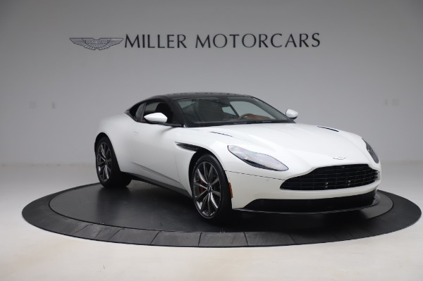New 2020 Aston Martin DB11 V8 for sale $233,266 at Rolls-Royce Motor Cars Greenwich in Greenwich CT 06830 10