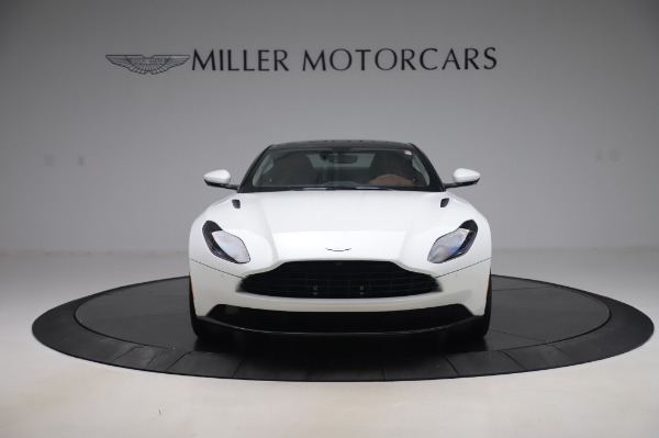 New 2020 Aston Martin DB11 V8 for sale $233,266 at Rolls-Royce Motor Cars Greenwich in Greenwich CT 06830 11
