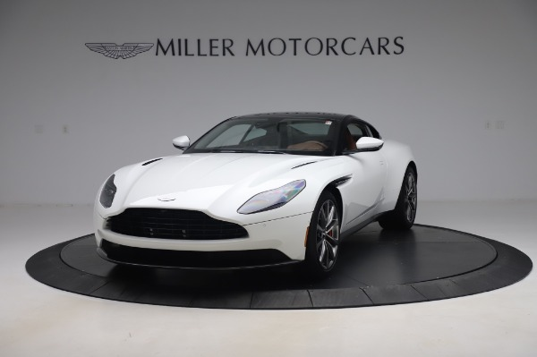 New 2020 Aston Martin DB11 V8 for sale $233,266 at Rolls-Royce Motor Cars Greenwich in Greenwich CT 06830 12