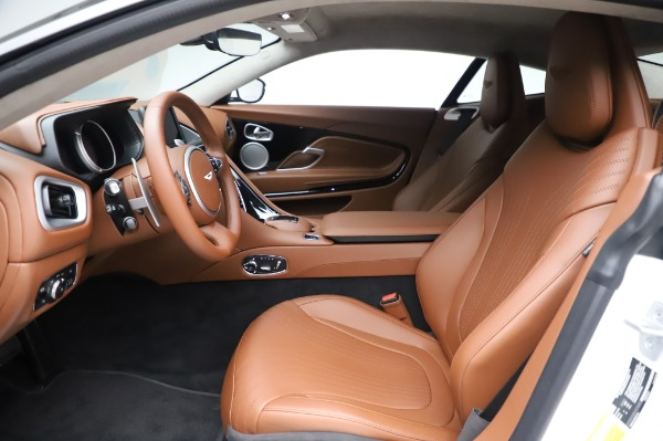 New 2020 Aston Martin DB11 V8 for sale $233,266 at Rolls-Royce Motor Cars Greenwich in Greenwich CT 06830 13
