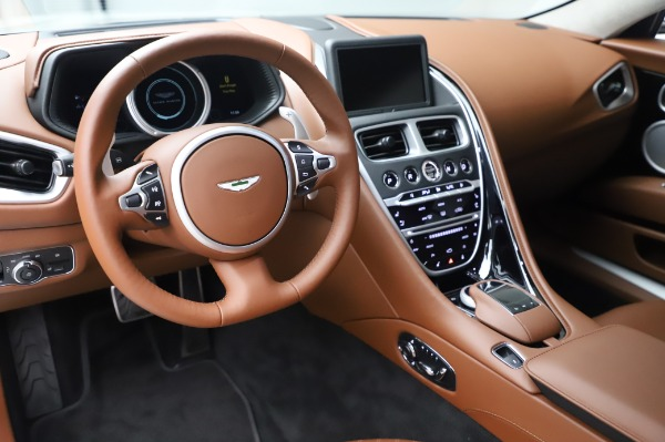 New 2020 Aston Martin DB11 V8 for sale $233,266 at Rolls-Royce Motor Cars Greenwich in Greenwich CT 06830 14