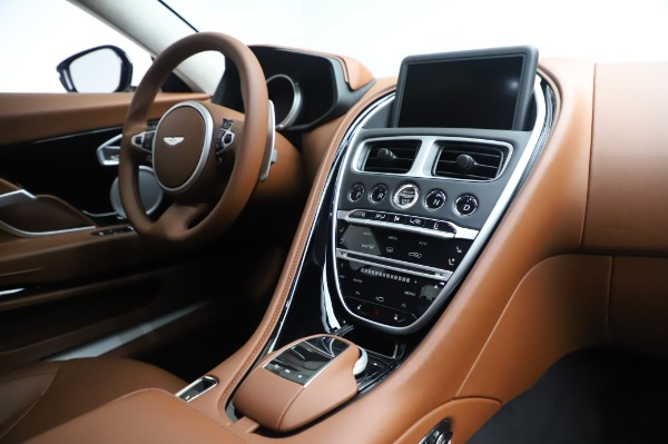 New 2020 Aston Martin DB11 V8 for sale $233,266 at Rolls-Royce Motor Cars Greenwich in Greenwich CT 06830 18
