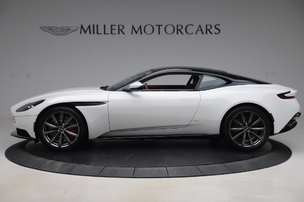 New 2020 Aston Martin DB11 V8 for sale $233,266 at Rolls-Royce Motor Cars Greenwich in Greenwich CT 06830 2