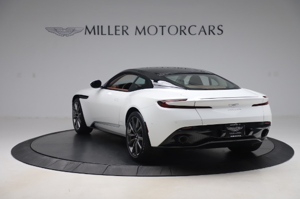 New 2020 Aston Martin DB11 V8 for sale $233,266 at Rolls-Royce Motor Cars Greenwich in Greenwich CT 06830 4